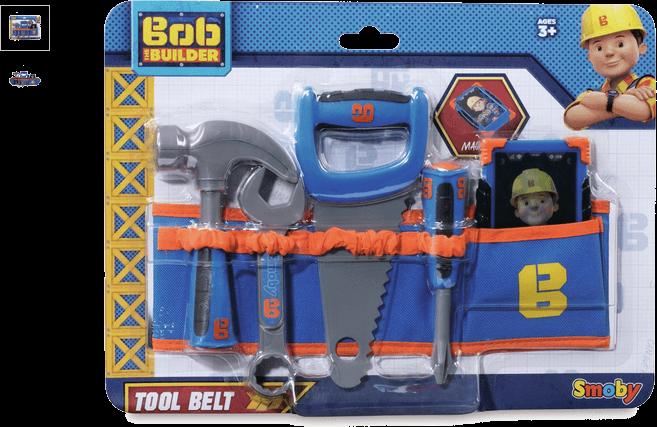 smoby bob the builder tool belt