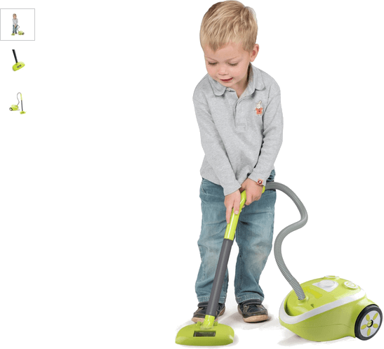 smoby vacuum cleaner