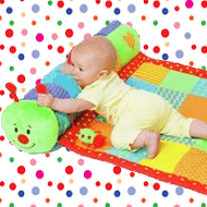 Chad Valley Baby Tummy Time