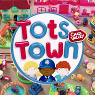 Chad Valley Tots Town