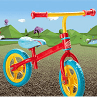 Chad Valley Wheeled Toys