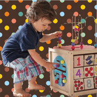 Chad Valley Wooden Toys