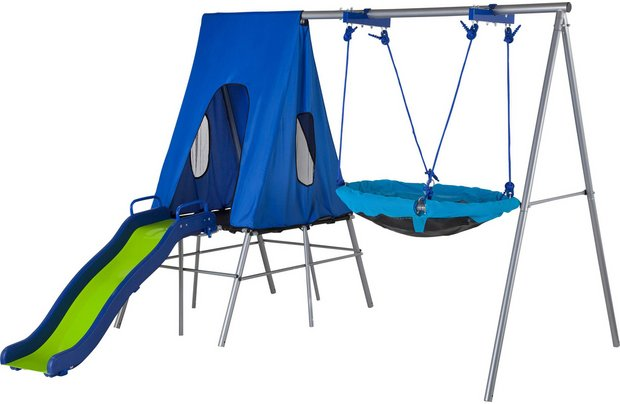 /outdoor-toys/chad-valley-large-multiplay-climb-slide-hide-and-swing