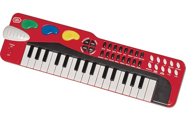 /making-music/chad-valley-electronic-keyboard-red