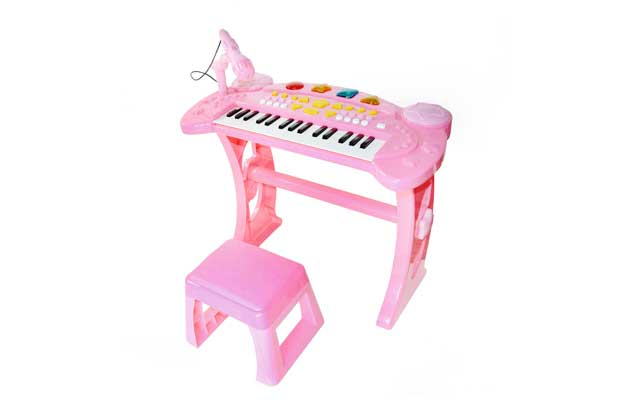 /making-music/chad-valley-sing-along-keyboard-stand-and-stool-pink