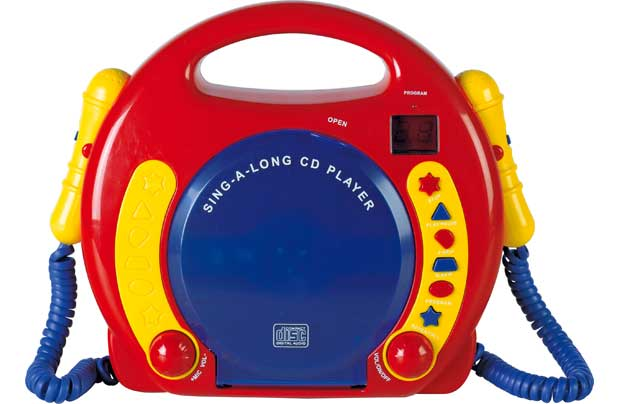 /making-music/chad-valley-my-first-sing-along-kids-cd-player