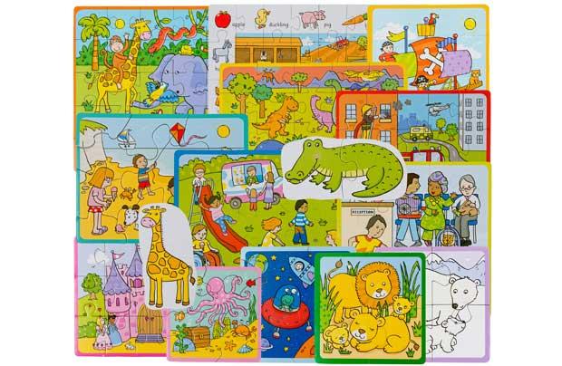 /pre-school/chad-valley-playsmart-bumper-15-pack-jigsaws