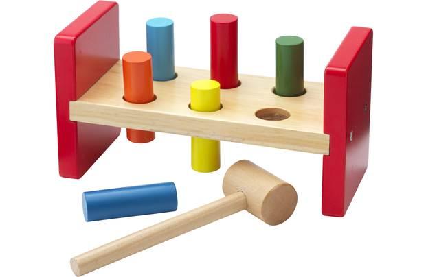 /pre-school/chad-valley-wooden-hammer-bench