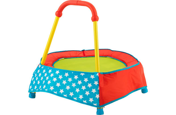 /outdoor-toys/chad-valley-blue-toddler-trampoline