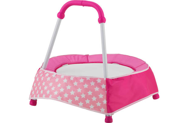 /outdoor-toys/chad-valley-pink-toddler-trampoline