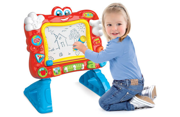 /pre-school/chad-valley-playsmart-interactive-magnetic-easel