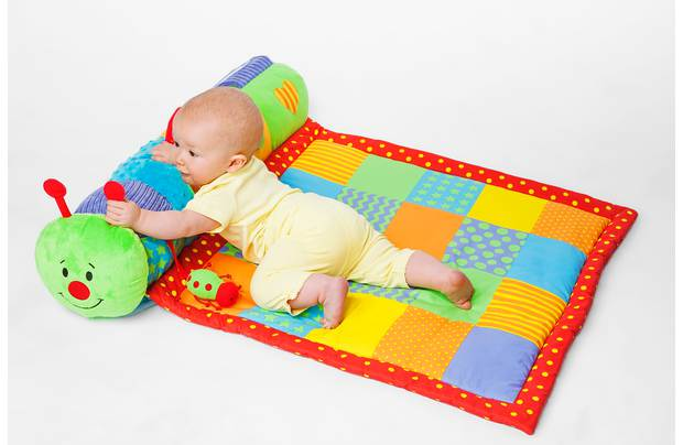 /baby/chad-valley-baby-tummy-time-rollmat