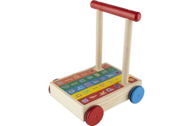 /pre-school/chad-valley-playsmart-wooden-alphabet-trolley