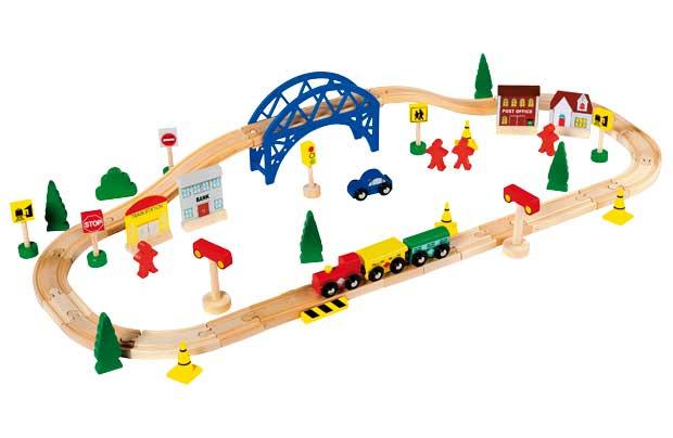 /pre-school/chad-valley-60-piece-train-set