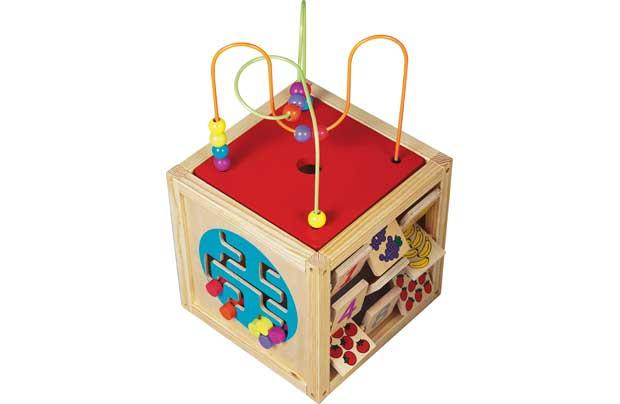 /pre-school/chad-valley-playsmart-wooden-activity-centre