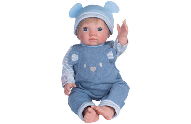 /tiny-treasures/chad-valley-tiny-treasures-blue-dungarees-outfit
