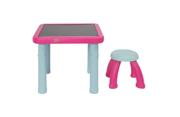 /creative-play/chad-valley-sit-and-draw-play-table-pink-and-blue