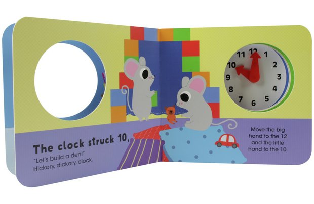 /pre-school/chad-valley-hickory-dickory-clock-boardbook