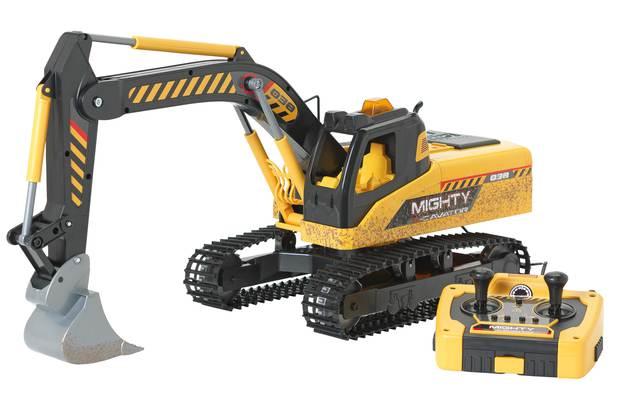 /vehicle-city/chad-valley-radio-controlled-excavator