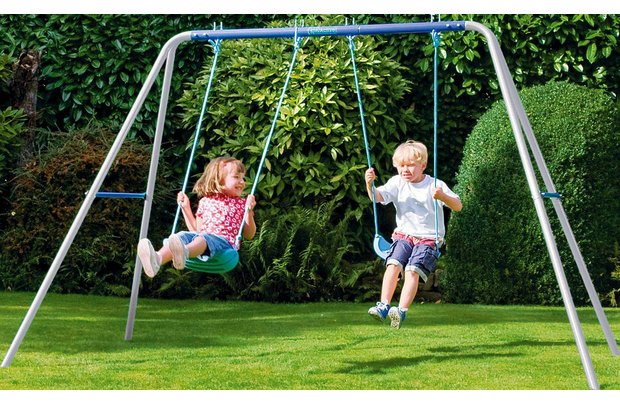/outdoor-toys/chad-valley-double-swing-set