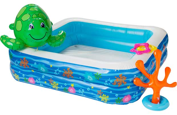 /outdoor-toys/chad-valley-childrens-pool-set-with-spray-turtle