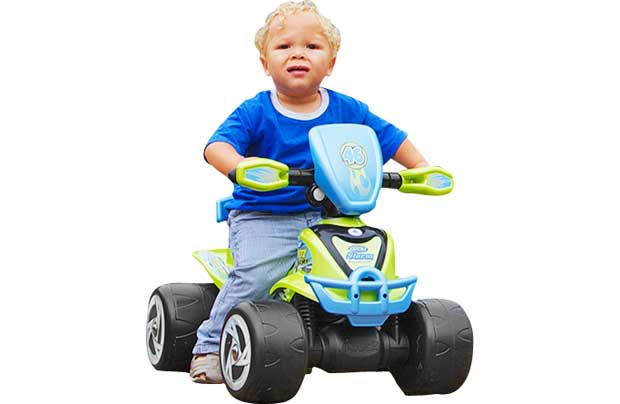 /wheeled-toys/chad-valley-6v-blue-and-green-baby-quad-bike