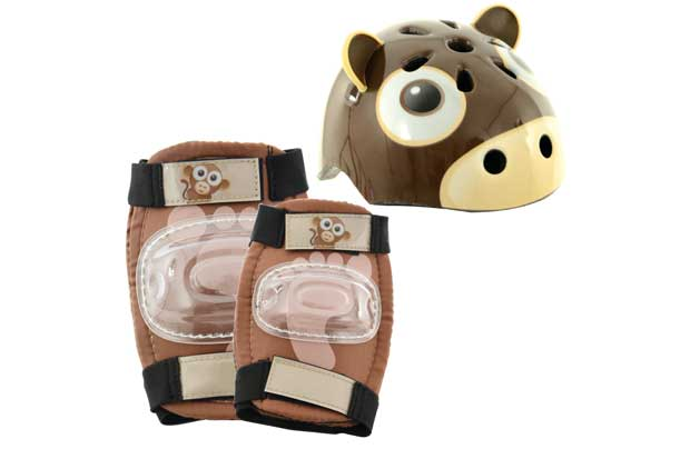 /sports/chad-valley-zoomies-monkey-3d-helmet-and-pad-set