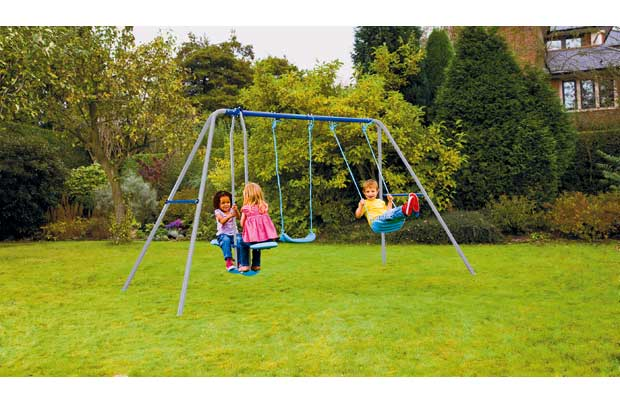 /outdoor-toys/chad-valley-multiplay-2-swings-and-fun-glider