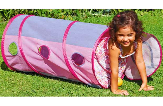 /outdoor-toys/chad-valley-pink-pop-up-play-tunnel