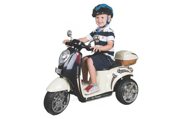 /wheeled-toys/chad-valley-6v-electric-scooter