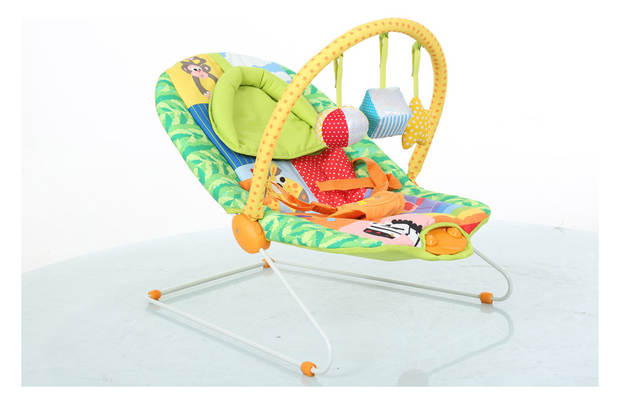 /baby/baby-by-chad-valley-deluxe-rainbow-bouncer