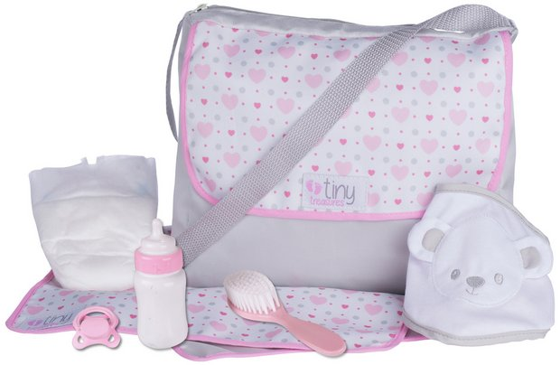 /tiny-treasures/chad-valley-tiny-treasures-baby-changing-bag