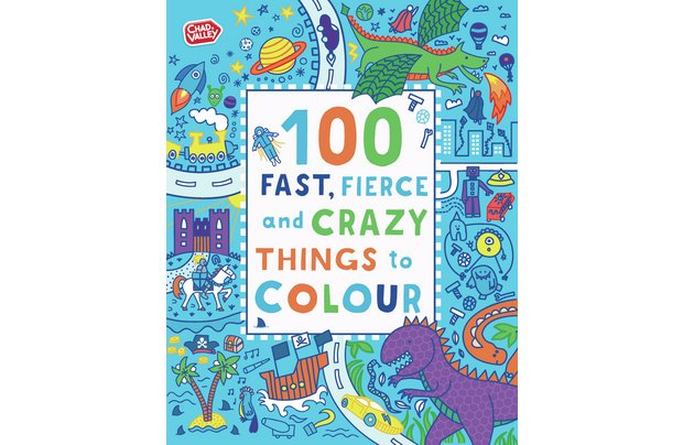 /pre-school/chad-valley-fast-fierce-crazy-colouring-book