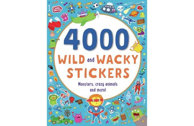 /pre-school/chad-valley-wild-and-wacky-4000-sticker-book