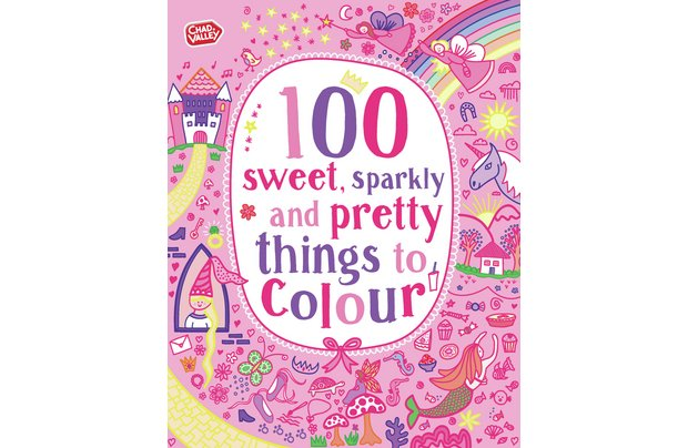 /pre-school/chad-valley-sweet-sparkly-n-pretty-colouring-book