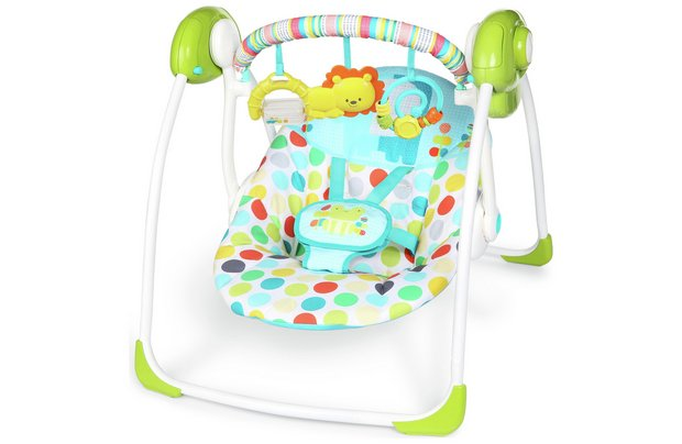 /baby/chad-valley-circus-friends-portable-swing