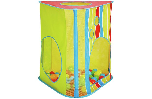 /outdoor-toys/chad-valley-stripe-and-mesh-large-play-tent