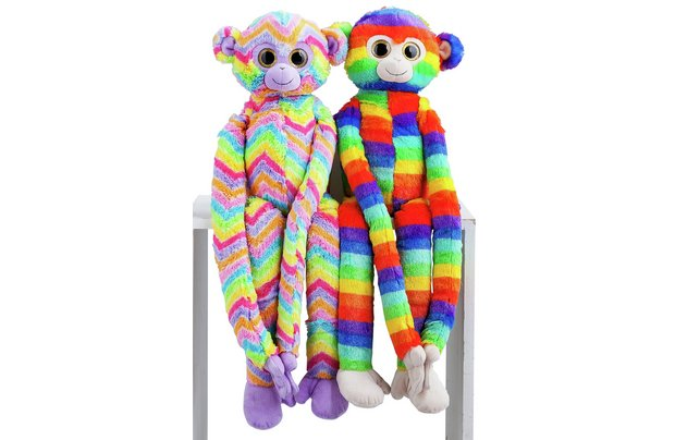 /fluffy-friends/chad-valley-multi-colour-monkey