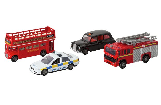 /vehicle-city/chad-valley-4-inch-diecast-service-vehicles-set-assorted
