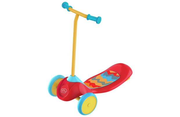 /wheeled-toys/chad-valley-6v-3-wheel-powered-scooter