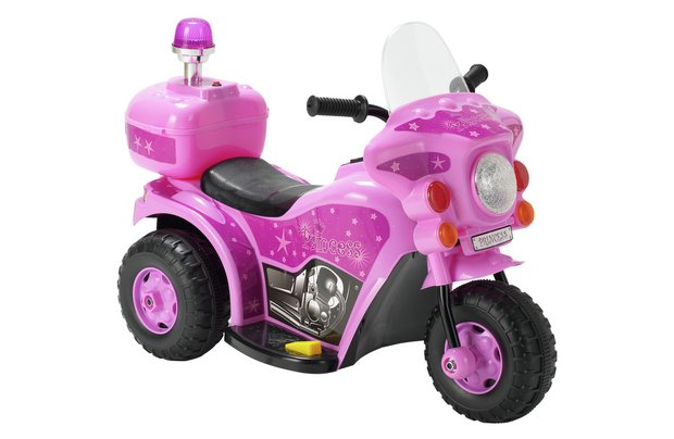 /wheeled-toys/chad-valley-6v-ride-on-princess-stardom-bike