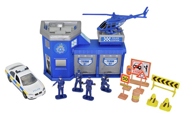 /vehicle-city/chad-valley-auto-city-police-station-playset