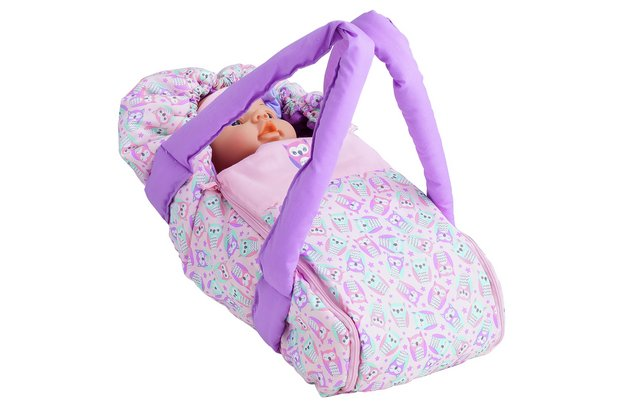 /babies-to-love/chad-valley-babies-to-love-carrycot-and-doll-set