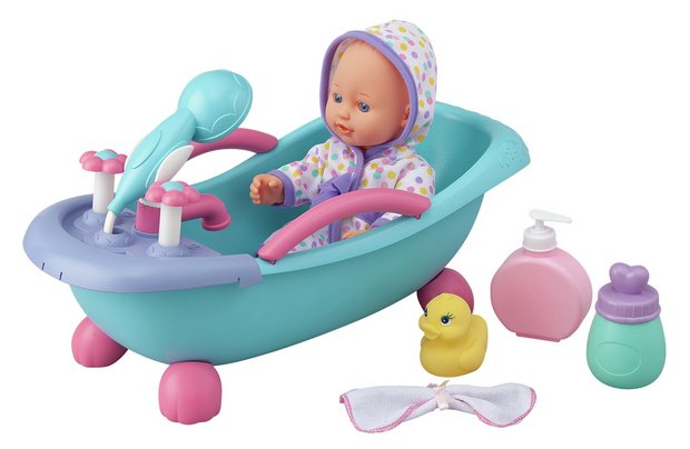 /babies-to-love/chad-valley-babies-to-love-motorised-bathtub