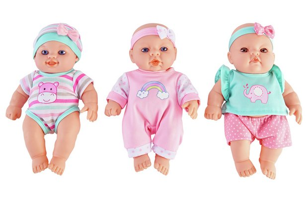 /babies-to-love/chad-valley-babies-to-love-triple-pack-of-babies