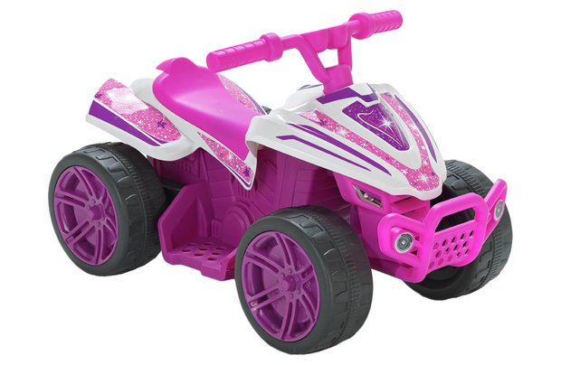 /wheeled-toys/chad-valley-baby-6v-powered-quad-bike-pink-and-white-stars
