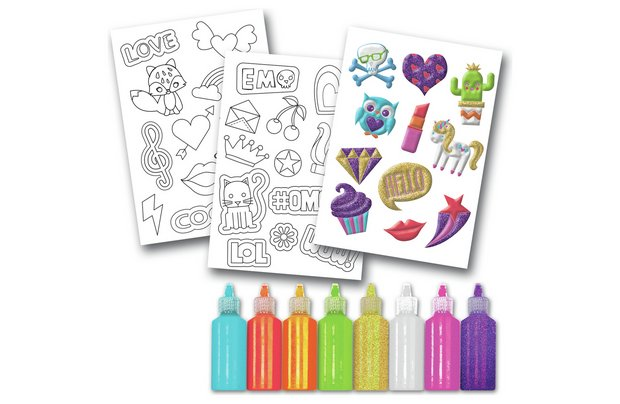 /creative-play/chad-valley-be-u-glitter-and-shimmer-sticker-set