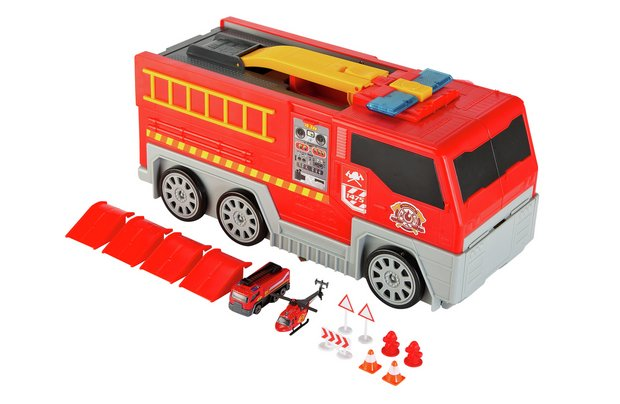 /vehicle-city/chad-valley-folding-lights-and-sounds-fire-truck-playset