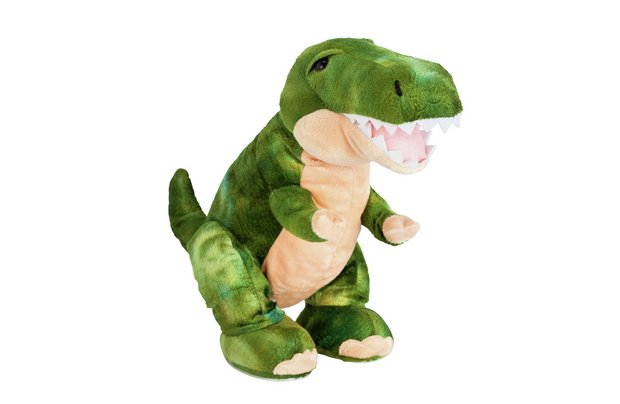 /fluffy-friends/chad-valley-interactive-t-rex-soft-toy