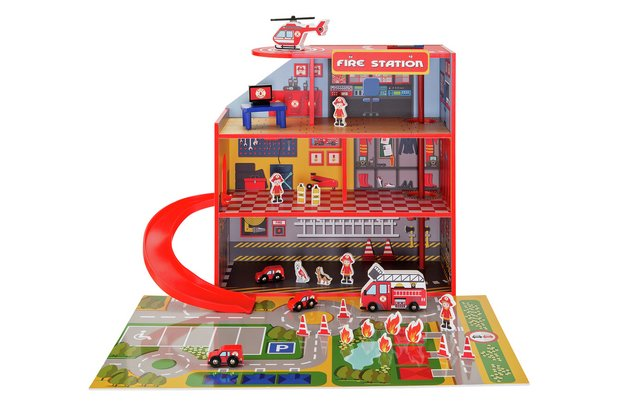 /dolls-dollhouses/chad-valley-large-wooden-firehouse
